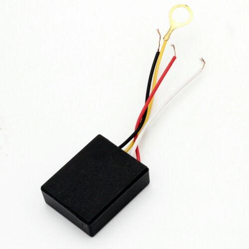3 Voie AC 220 V desk light Parts Touch Control Sensor Switch Dimmer Lampe-UK vendre
