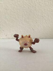 PRIMEAPE Pokemon TOMY CGTSJ Mini Figures - VINTAGE OFFICIAL 1.5 Inch