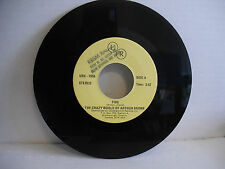 Crazy World of Arthur Brown - Fire / Sam The Sham - Ring Dang Doo, URC 1055