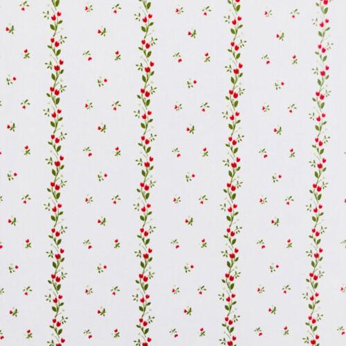 Klebefolie Möbelfolie Fiesta Blümchen 45 cm x 200 cm Selbstklebefolie Ranken