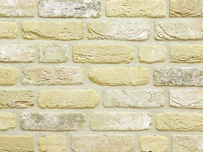 Baustoffe & Holz Heimwerker Konstruktiv Retro-handform-verblender Wdf Bh657 Gelb Nuanciert Klinker Vormauersteine