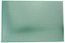 5pcs Single Sided Universal Pcb Proto Prototype Perf Board 254 Mm 20 X 30 Cm