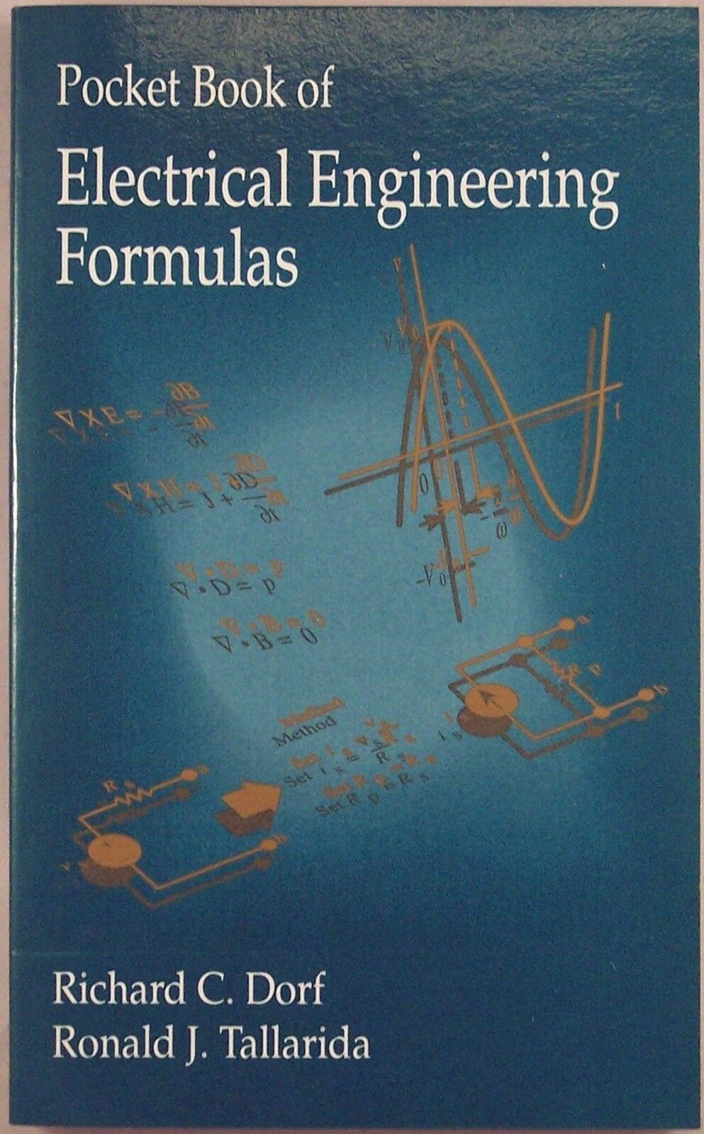 Pocket Book Of Electrical Engineering Formulas By Ronald J Books Stock Photo