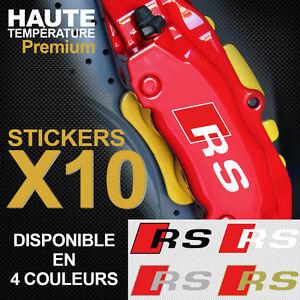 Stickers-autocollants-adhesif-etrier-de-frein-AUDI-RS-TT-RS3-RS4-RS5-RS6-Quattro