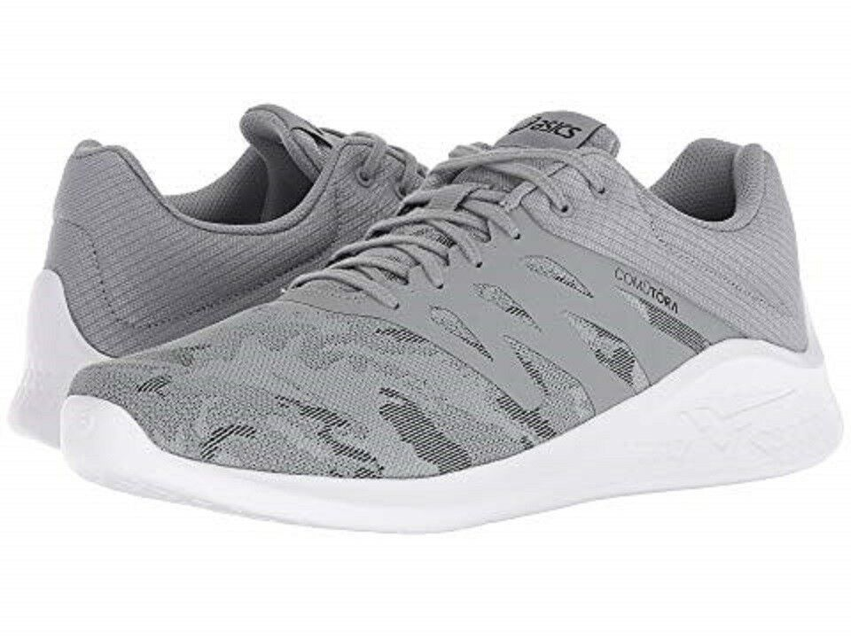ASICS 1021A013.020 COMUTORA™ MX Mn's (M) Stone-Grey Mesh Running Shoes