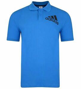 Adidas-Essentials-Men-039-s-Polo-Shirt-Spelto-Cotton-Adidas-Logo-Shirt-short-sleeve