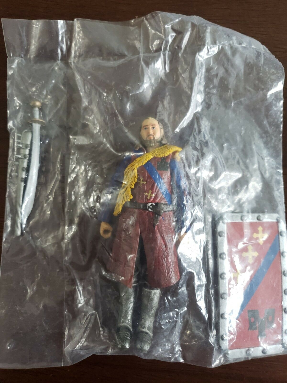 Army of darkness palisades action figure Henry the Red