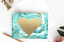 Will-You-Be-My-Bridesmaid-MOH-Wedding-Card-Gold-Heart-Personalised-Scratch-U7 thumbnail 2