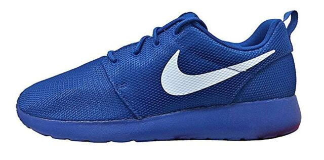meet 4b51c 2a291 New NIKE Roshe One Men s Running Shoes BLUE JAY WHITE 511881-409 10