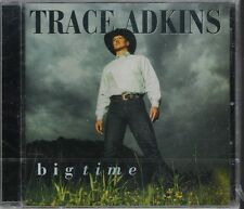 "Trace Adkins ""Big Time""   NEW CD"