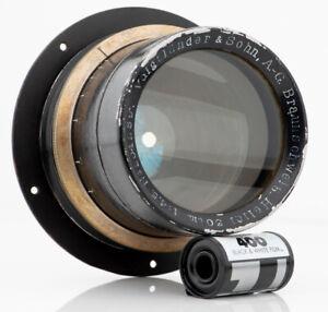 Voigtlander-Heliar-300mm-F-4-5-8x10-5x7-portrait-lens-wet-plate