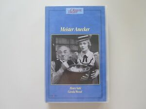 MEISTER-ANECKER-VHS