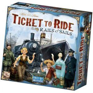 Ticket-To-Ride-Rails-y-Sails-Juego-de-Mesa-de-Estrategia