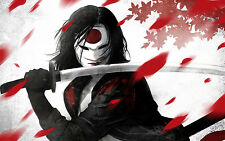 Poster A3 DC Katana Escuadron Suicida Suicide Squad 01
