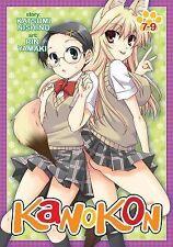 Kanokon Omnibus 7-9, Nishino, Kastumi