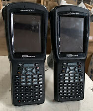 Lot Of 2 Psion Teklogix 7527c G2 Workabout Pro