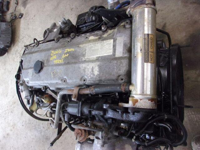 Isuzu NPR NQR 4HK1TC 5 2L TURBO DIESEL ENGINE 05-07 LOW MILES FREE  SHIPPING!!