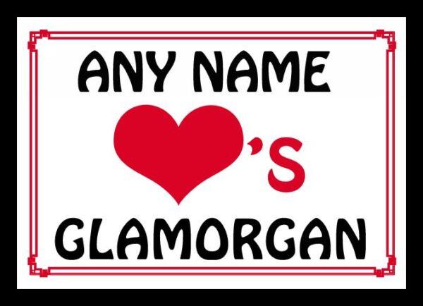 2019 Nuovo Stile Amore Cuore Glamorgan Placemat Personalizzato