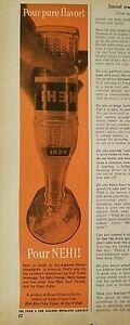 1963-Nehi-orange-soda-bottle-Pooler-pure-flavor-colorad