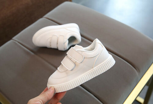 New Toddler Boys Girls Casual Sneakers Children Kids Sports Shoes for Students