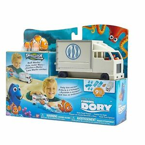 Disney-Pixar-Finding-Dory-Swigglefish-Hank-Truck-Playset-Bandai-NEW-SEALED
