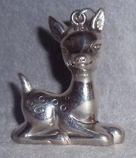 Baby Bambi Deer Photo Slate Christmas Gift Ornament ADE-3SL
