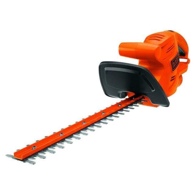 Black and Decker TR117 17-Inch 3.2-Amp Electric Motor Hedge Trimmer