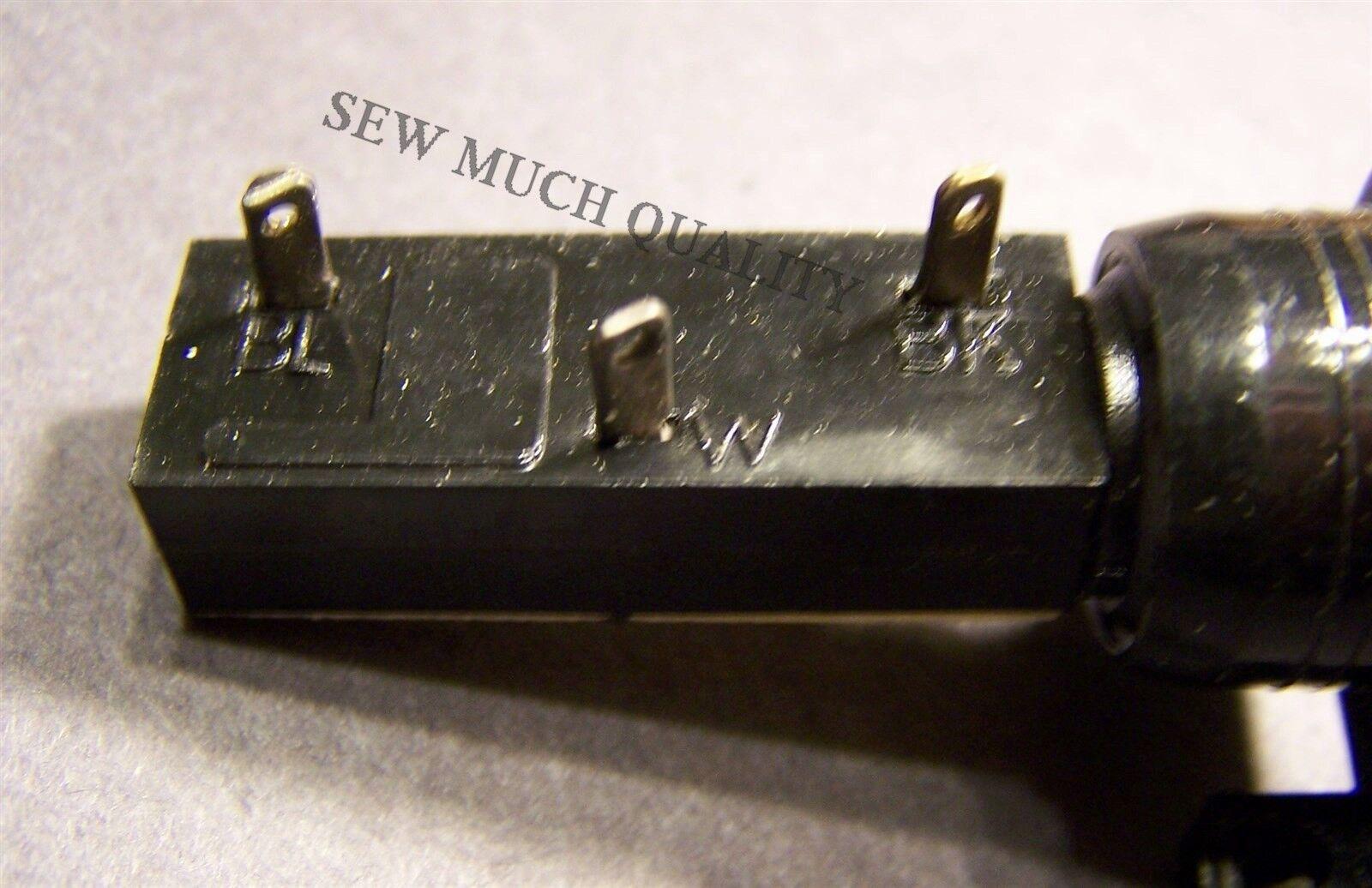 AIR TRANSDUCER 110V//120V Foot Pedal Singer 6268 7000 7004 7005 7033 7037 7043