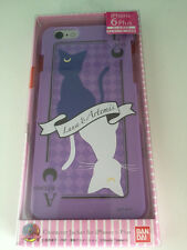 Sailor Moon 20th Anniversary iPhone 6+ Phone Case - {Luna/Artemis Version}
