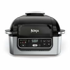 Ninja Foodi AG301 4qt Indoor Grill and Air Fryer - Black