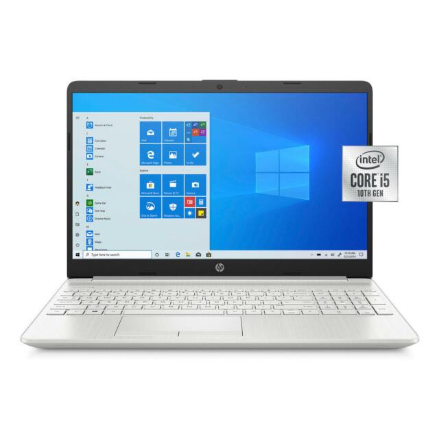"HP 15-DW2656CL 15.6"" LAPTOP INTEL i5 8GB RAM 256GB SSD BRAND NEW NEW BEST OFFER!"