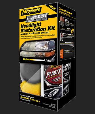 Meguiar's G3000 Heavy Duty Headlight Restoration Kit FREE SHIPPING