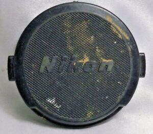 Nikon-52mm-snap-on-Front-Lens-Cap-Japan-for-50mm-f1-4-Nikkor-S-SC