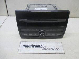 FIAT-BRAVO-1-6-D-6M-88KW-2011-RICAMBIO-AUTORADIO-NON-FORNIAMO-CODICE-AUTORAD