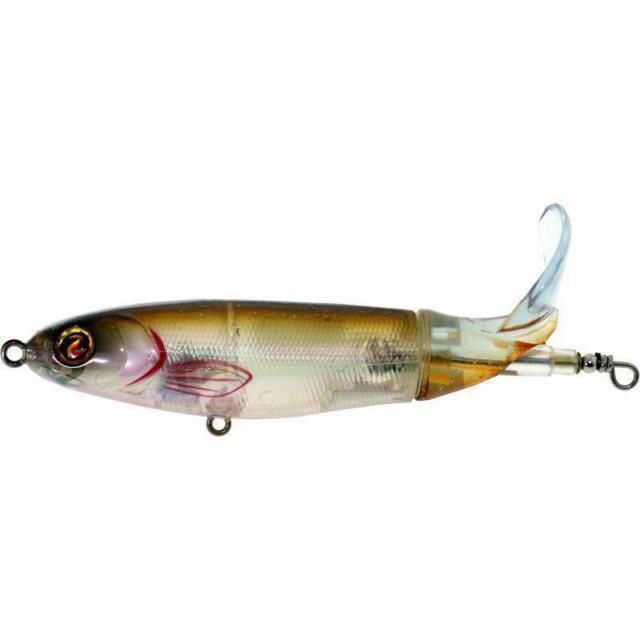 "River2Sea 5/"" Larry Dahlberg Series WHOPPER PLOPPER WPL130-18 for Bass//Pike"