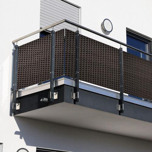 Privacy//Copertura da Giardino 1,7 M Fix altezza larghezza da 5 M fino a 17 M per scegliere