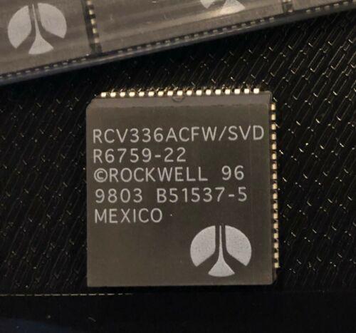 ROCKWELL RCV336ACFW//SVD  R6759-22 Telecom IC **NEW**