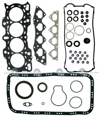 NEW 97-01 Honda CR-V 2.0L DOHC 16V B20B4 B20Z2 Full Gasket Set *RE-RING KIT*