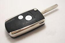 Remote Folding Key Flip Shell Case For Honda CRV Accord Civic 2 Buttons No Panic