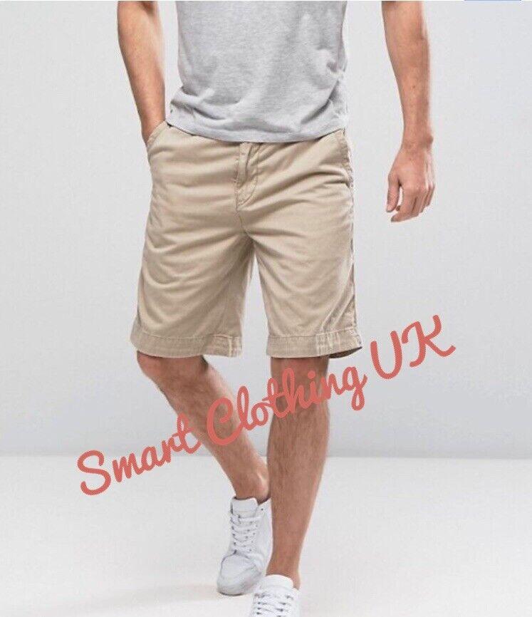 Ralph Lauren Men's  Casual Cotton Shorts  (Sand)    RRP
