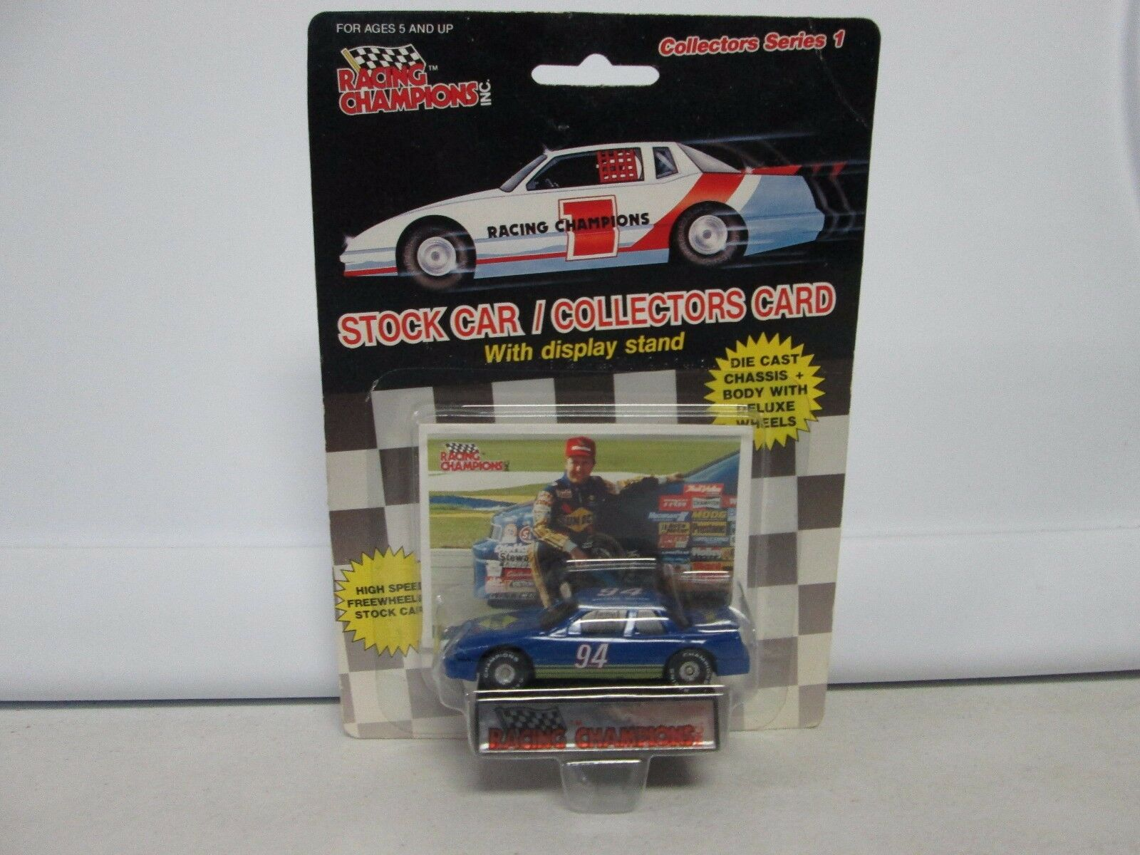 Racing Champions Series 1 Sterling Marlin (2)