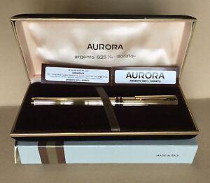 Aurora Fountain Pen - Penna Stilografica Aurora - MP 265 Marco Polo Vermail sSfexOAs-09094916-397690212