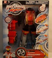 Power Rangers RPM PaleoMax Megazord In U.S. Box Bandai 3 Zords Combine! (MISB)