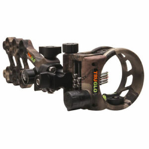 Outdoor Sports Beautiful New Truglo Lost Xd Hyper Strike 5 Pin Archery Bow Sight W/ Light Tg5405j And Digestion Helping Accessories