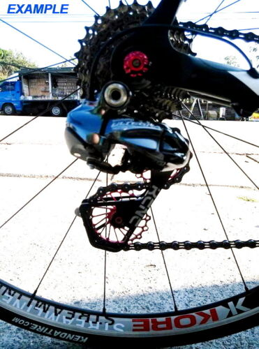 KCNC Road Cycle Oversized Pulley Cage for Shimano Ultegra 6800//Dura Ace 9000