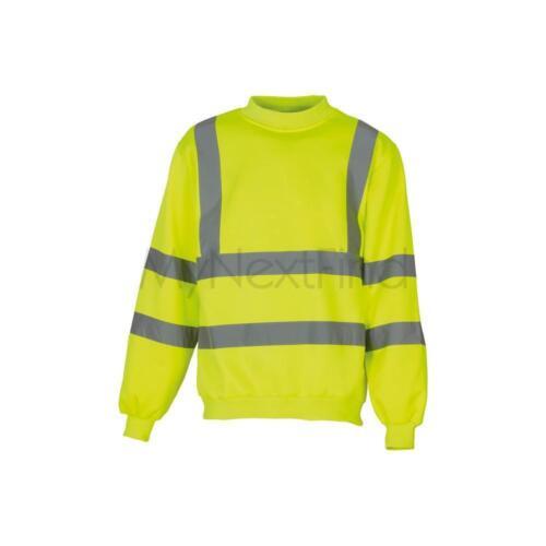 Yoko Hi-Vis Sweatshirt HVJ510