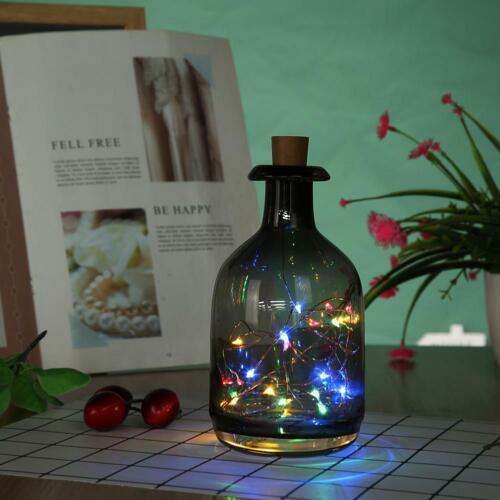 300LED Curtain Fairy String Light Lamp Xmas Party Wedding 6 Mode Home Decor Gift