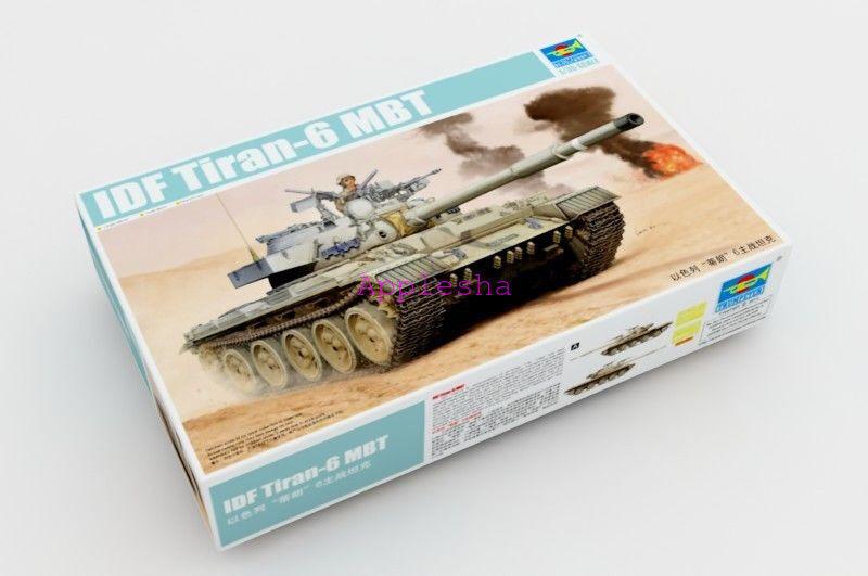 Trumpeter 05576 1 35 IDF Tiran-6 MBT