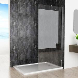das bild wird geladen 90x195 cm walk in dusche duschabtrennung duschwand abtrennungwand - Glaswand Dusche Walk In