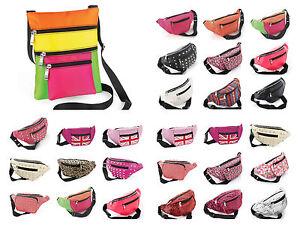 Bum-Bag-Travel-Festival-Waist-Money-Belt-Holiday-Hip-Bag-Sport-Bumbag-Fanny-Pack